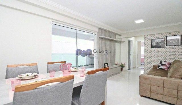 Apartamento com 2 dormitórios à venda, 59 m² por R$ 359.000,00 - Fanny - Curitiba/PR - Foto 3