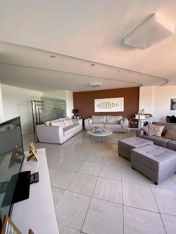 Cobertura beira mar com 4 dormitórios à venda, 498 m² por R$ 3.200.000 - Jatiúca - Maceió/ - Foto 9