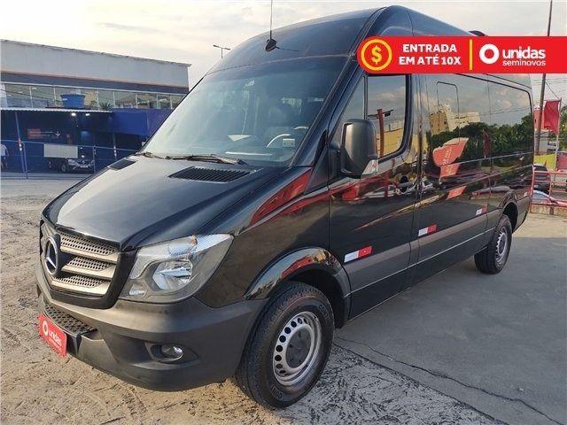 Sprinter 2.2 CDI Diesel Van 415 TA Longo 16L Manual - 2019 - Foto 2