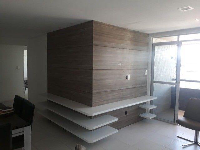Apartamento 117 m2 mobiliado - leia o anuncio  - Foto 18