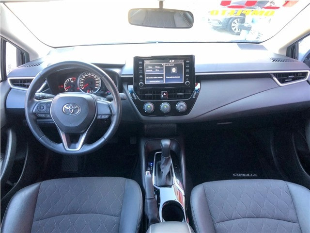 Toyota Corolla GLI 2.0 Direct Shift 2020 - Foto 6