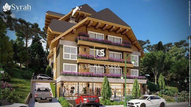 Apartamento à venda, 107 m² por R$ 728.260,47 - Lagos Do Bosque - Gramado/RS - Foto 2