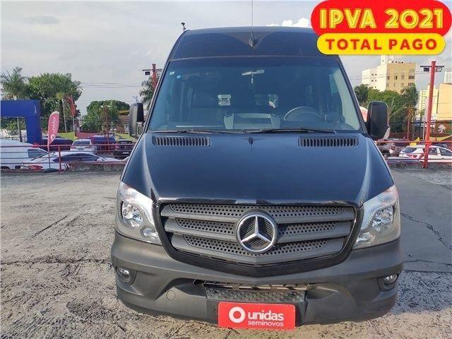 Sprinter 2.2 CDI Diesel Van 415 TA Longo 16L Manual - 2019