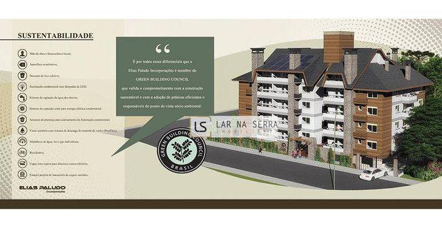 Apartamento com 2 dormitórios à venda, 105 m² por R$ 549.000,00 - Vila Suiça - Canela/RS - Foto 3