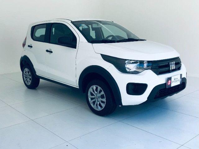 Fiat Mobi Like (ZERO) 2021
