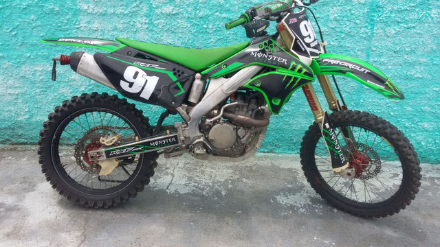 Vendo kxf 250 - Foto 3