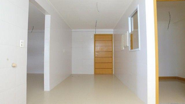 Apartamento com 300m², 4 suítes e sala para 3 ambientes a com vista para o mar de Jatiuca - Foto 13