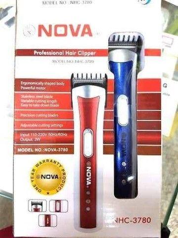 Máquina de depilação barbear disfarce cortar cabelo Promoção - Foto 3