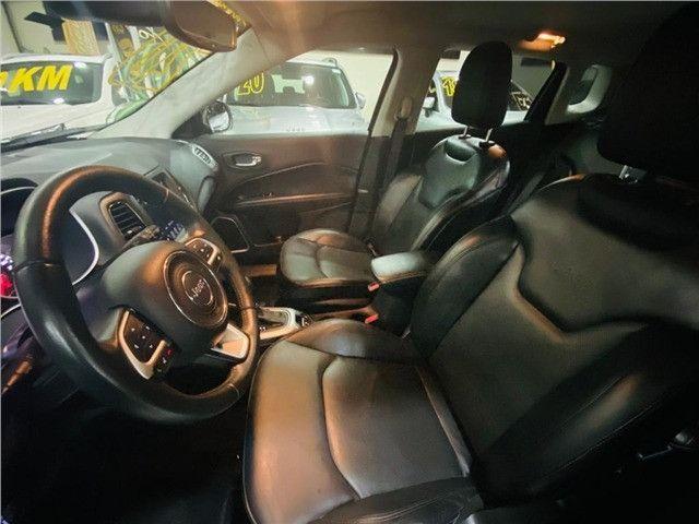 jeep compass 2.0 flex longitude automatico 2020. - Foto 4