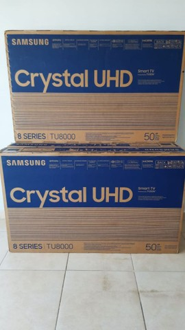 TV Samsung 50? 4K 50TU8000<br>Lacrada Nota fiscal 85.70-62.79 - Foto 3