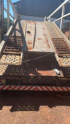 Gaiola Cegonha Dambroz para até 7 veículos