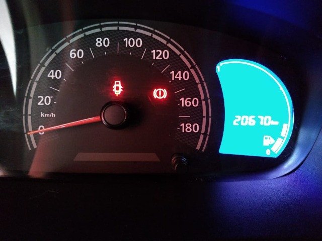 Renault kwid 1.0 12v sce flex zen manual - Foto 9