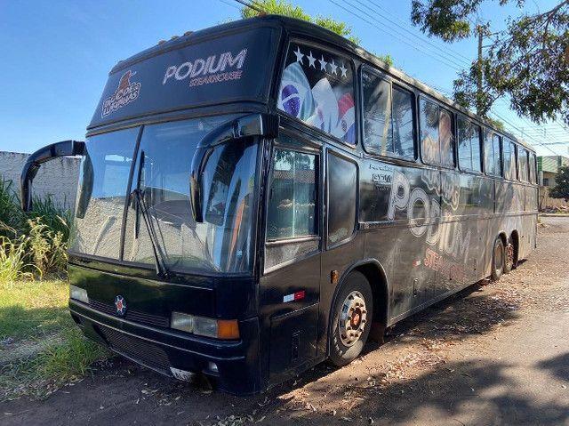 ônibus volvo b10 m 1996  - Foto 6