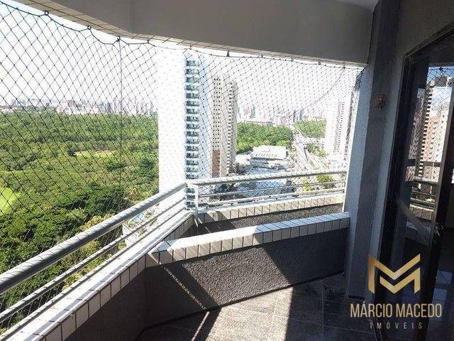 Apartamento com 3 dormitórios à venda, 145 m² por R$ 990.000,00 - Cocó - Fortaleza/CE - Foto 5