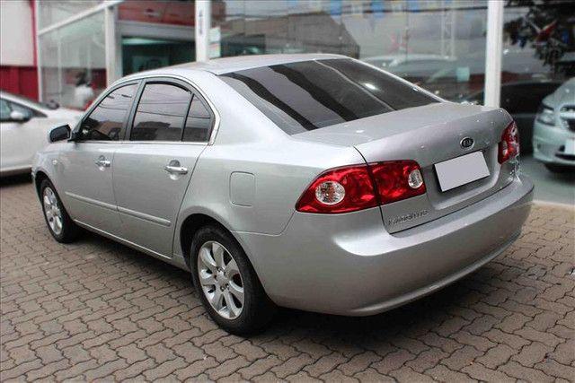 Kia Magentis 2.0 ex Sedan 16v - Foto 4