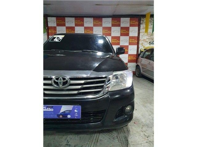 Toyota Hilux 2012 2.7 sr 4x2 cd 16v flex 4p automático - Foto 4