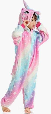 Pijama Unicórnio Infantil - Foto 2