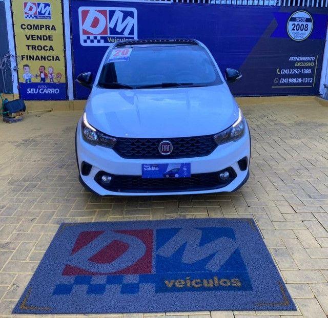Fiat Argo 1.8 HGT (Aut) 2020 Unico Dono - Foto 2