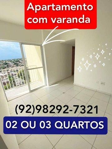 LEVES CASTANHEIRAS/com varanda e elevador - Foto 6