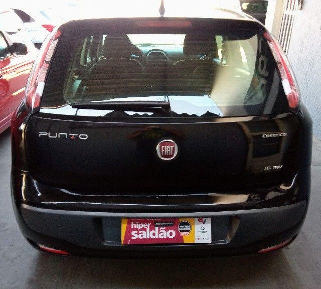Fiat - Punto 1.6 Essence Flex Completo - 2013 - Foto 4