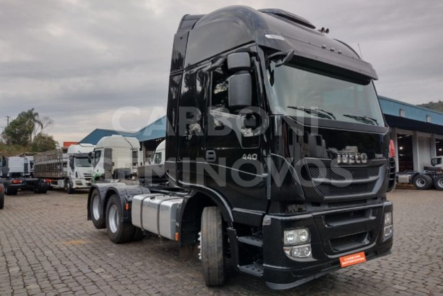 Iveco Stralis HI Way 600S44 6X2, ano 2018/2019 - Foto 5