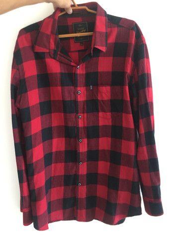 Camisas manga Longa - Foto 5