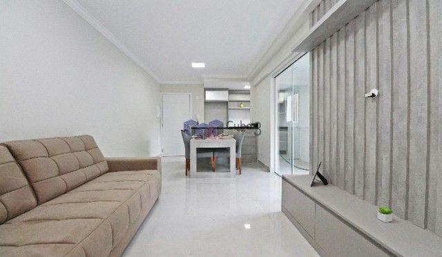 Apartamento com 2 dormitórios à venda, 59 m² por R$ 359.000,00 - Fanny - Curitiba/PR - Foto 6