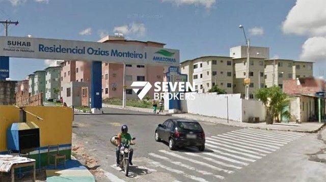 Apartamento Residencial Ozias Monteiro (Cidade Nova), 2 quartos, Mobiliado, Climatizado.