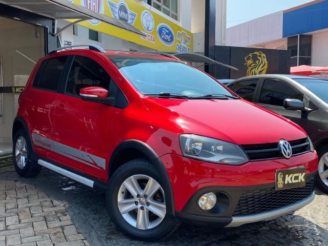 VW - Crossfox 1.6 2011