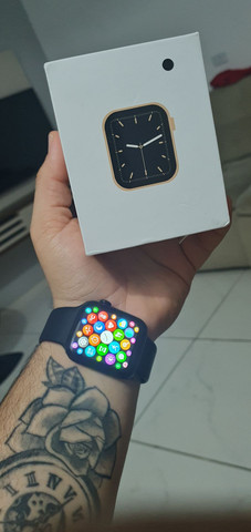 Smartwatch w46 180Reias - Foto 6