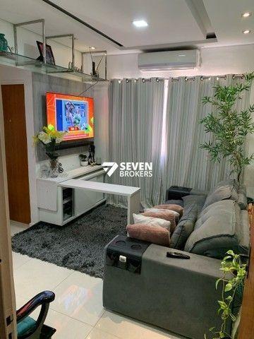 Apartamento Residencial Ozias Monteiro (Cidade Nova), 2 quartos, Mobiliado, Climatizado. - Foto 2