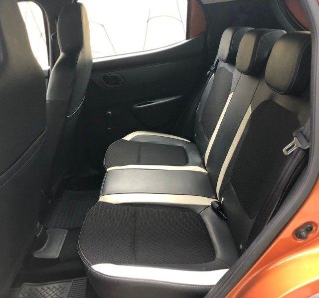 Renault Kwid 1.0 Intense Laranja Ano 2018 - Foto 13