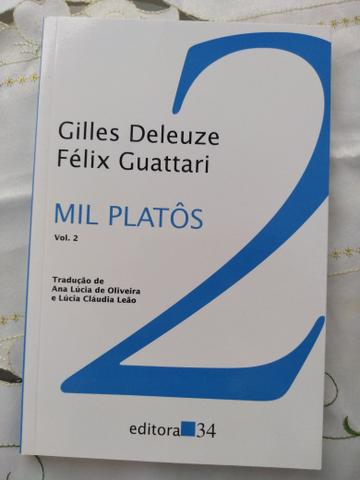 Mil Platôs - Vol. 2 (Perfeito estado)