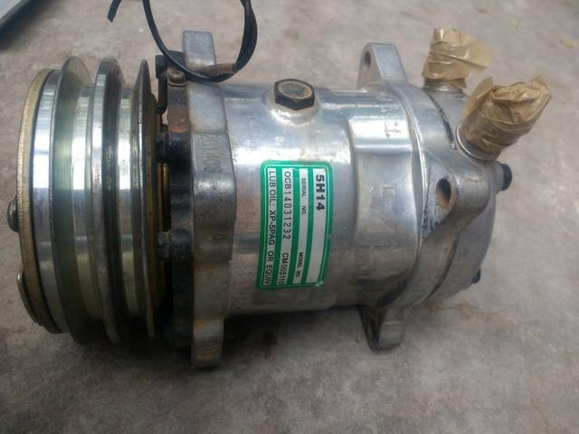 Compressor de ar universal