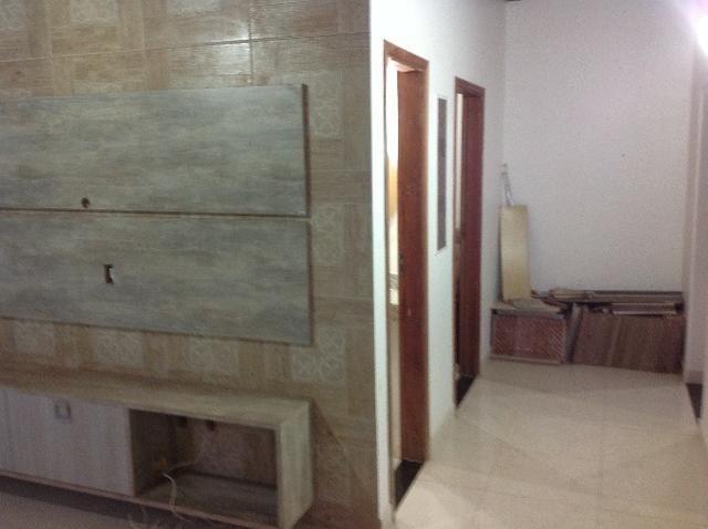 Chale novo,bem arejado,4 dormitórios,3 banheiros,piscina,sauna salao de jogos - Foto 13