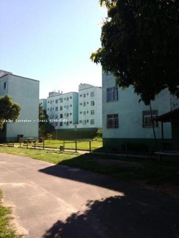Apartamento para venda em serra, conjunto jacaraípe, 2 dormitórios, 1 banheiro, 1 vaga - Foto 9
