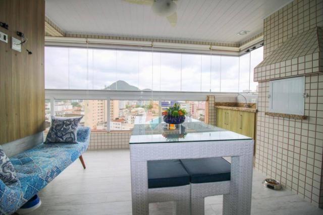 Apartamento com 2 dormitórios à venda, 104 m² por R$ 650.000,00 - Boqueirão - Praia Grande - Foto 2
