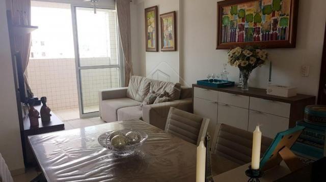 Apartamento à venda com 3 dormitórios em Agua fria, Joao pessoa cod:V1567 - Foto 3