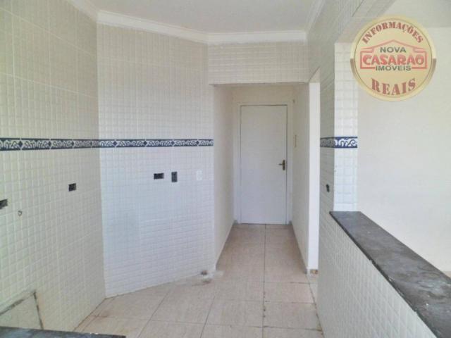 Apartamento com 1 dormitório à venda, 33 m² por R$ 187.624 - Tupi - Praia Grande/SP - Foto 5