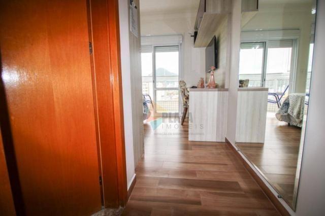 Apartamento com 2 dormitórios à venda, 104 m² por R$ 650.000,00 - Boqueirão - Praia Grande - Foto 10