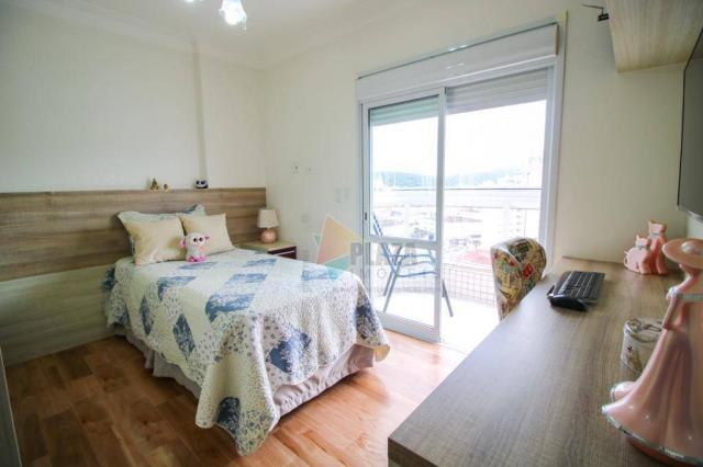 Apartamento com 2 dormitórios à venda, 104 m² por R$ 650.000,00 - Boqueirão - Praia Grande - Foto 15
