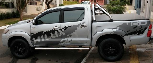 Barbada- Hilux ano 2013 em Ótimo Estado - 3.2 Diesel - Financio 100% e Aceito Trocas - Foto 3