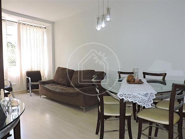 Apartamento à venda com 3 dormitórios em Humaitá, Rio de janeiro cod:850024 - Foto 3