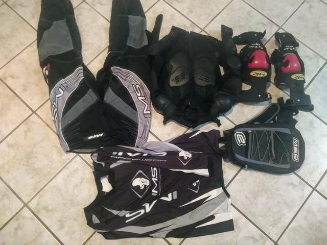 Kit equipamentos de trilha - Foto 3