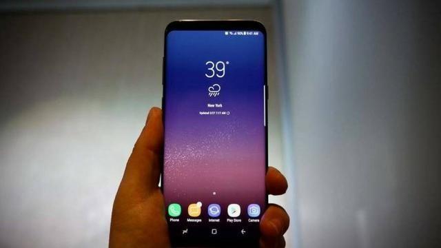 Samsung Galaxy S8+ semi novo na caixa - Foto 2