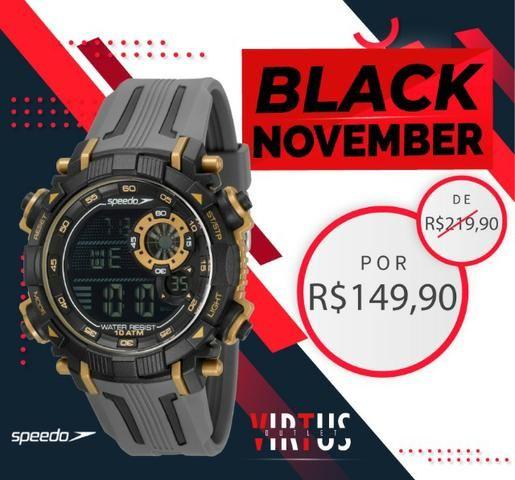 Relógio Masculino Speedo Com Desconto de R$ 219,90 por R$ 149,90 - Foto 6