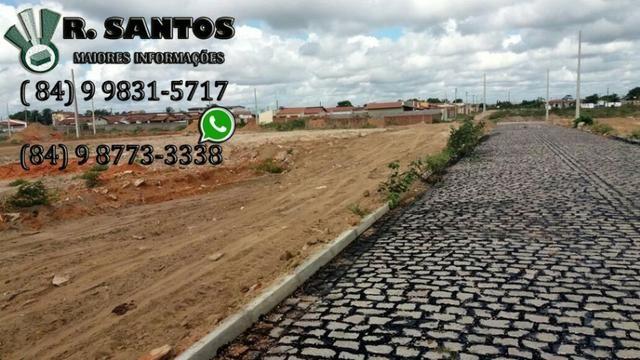 Terrenos Parcelados a partir de 250 reais em Parnamirim! - Foto 8