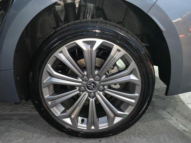 Corolla XEI 2.0 Cinza Celestial 2020 0KM Pronta Entrega - Foto 12