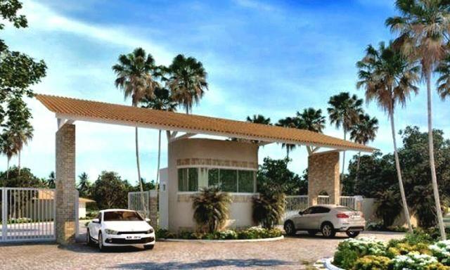 07 - Lotes Pronto p/ Construir, 400m da Estrada de Ribamar - Green Club - Parc. R$ 423! - Foto 2