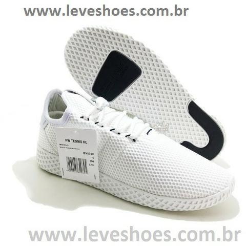 Tênis adidas Pharrell Wlliams Hu Masculino Feminino 189 - Foto 4